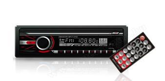 MP3 autórádió